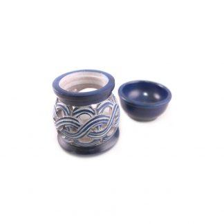 Aromalampe-Keltischer-Knoten-blau-2
