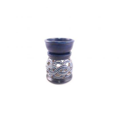 Aromalampe-Keltischer-Knoten-blau