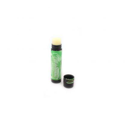 Lippenpflegestift-Bhang-Peppermint-offen
