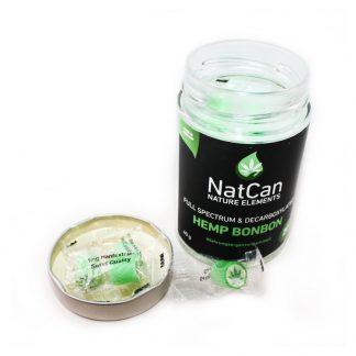 NatCan-Hanf-Bonbons-offen