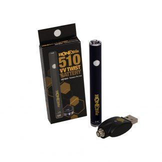 Honeystick-VV-Twist-Vaporisierer-510-schwarz