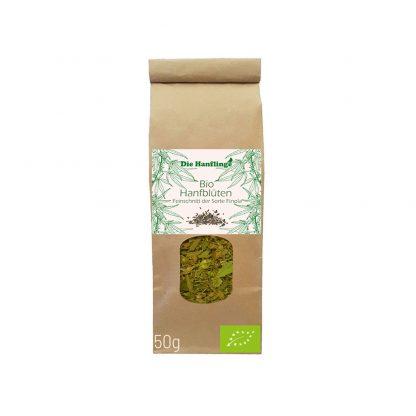 Hanflinge-Hanfblütentee-Finola-fein-50g-Packung