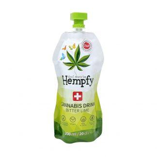 Hempfy-Cannabis-Bitter-Lime-Drink-Bild1