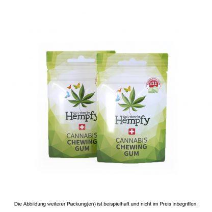 Hempfy-Cannabis-Kaugummi-mit-Limettengeschmack